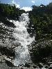 der Brautschleierwasserfall im Mai 2010 mit sehr viel Wasser (Foto: katarina , Bocognano, Korsika, Frankreich am 20.05.2010) [1949]