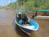 das Boot zurück (Foto: chari , Bako National Park, Sarawak, Malaysia am 02.01.2012) [2785]