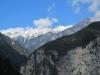 Der Olymp im Schnee - von der Enipea-Schlucht aus aufgenommen (Foto: katarina , Olympmassiv, Zentralmakedonien, Griechenland am 08.04.2012) [2979]