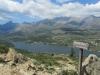 Der Stausee von Calacuccia mit Blick auf das Niolu-Massiv (Foto: katarina , Calacuccia, Korsika, Frankreich am 24.05.2012) [3383]
