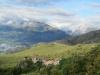 Morgenstimmung an der Gite (Foto: katarina , Sermano, Korsika, Frankreich am 22.05.2012) [3397]