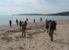 aus dem Meer kamen sie, ins Meer gehen sie wieder (Foto: chari , Cargèse, Korsika, Frankreich am 27.05.2012) [3459]