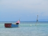 Boot am Strand (Foto: chari , Pulau Weh, Sumatra, Indonesien am 06.02.2012) [4404]