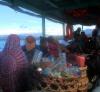Öffentliche Fähre nach Bangsal (Foto: chari , Gili Meno, Lombok, Indonesien am 13.12.2014) [4578]