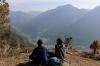 Blick ins Tal (Foto: katarina , Uttarkashi, Uttarakhand, Indien am 02.02.2018) [4975]