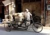 Lastenfahrrad (Foto: katarina , Amritsar, Punjab, Indien am 05.02.2018) [4983]