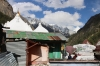 Blick auf die Berge (Foto: chari , Gangotri, Uttarakhand, Indien am 05.05.2019) [5154]