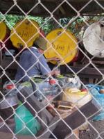Sprit für die Reise zum Kinabalu (Foto: chari , Telupid, Sabah, Malaysia am 13.02.2011) [2151]