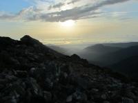 Wolkenmeer: Wandern zum Sonnenaufgang (Foto: katarina , Alta Rocca, Korsika, Frankreich am 01.09.2011) [2372]