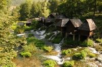 (Foto: ponco , Jajce, Zentralbosnien, Bosnien und Herzegowina am 04.09.2011) [2488]