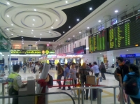 TBS Bus-Terminal (Foto: chari , Kuala Lumpur, Kuala Lumpur, Malaysia am 16.01.2015) [4389]