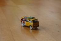 der neue kleine naturaMUNDO Reisebus (Foto: katarina , der Laden, Unteres Weserbergland 53, Deutschland am 01.08.2016) [4688]