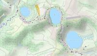 Maare bei Daun - Kartenausschnitt (Foto: Thunderforest, OpenStreetMap am 08.06.2017) [4842]