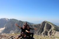 Gipfel der Gamila (Foto: chari , Gamila, Epirus, Griechenland am 04.07.2018) [5066]