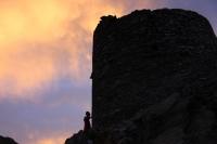 Mitsommer am Senecaturm (Foto: chari , Tour de Sénèque, Korsika, Frankreich am 21.06.2019) [5220]